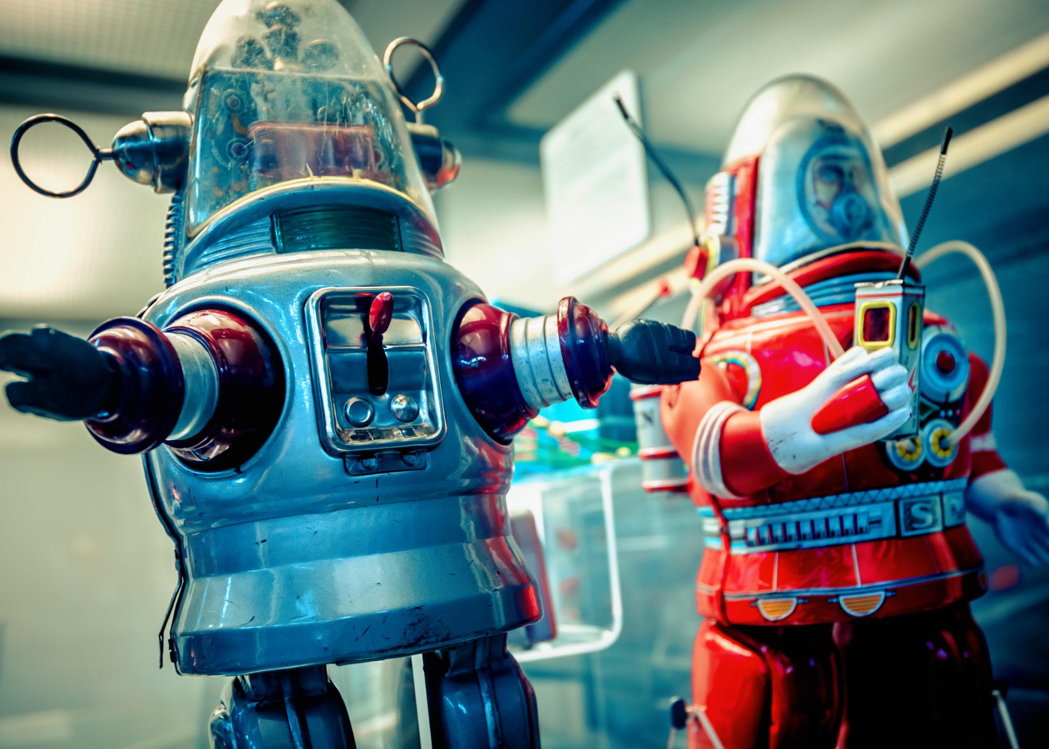 Humains vs. Robots : pourquoi passer par nous ?