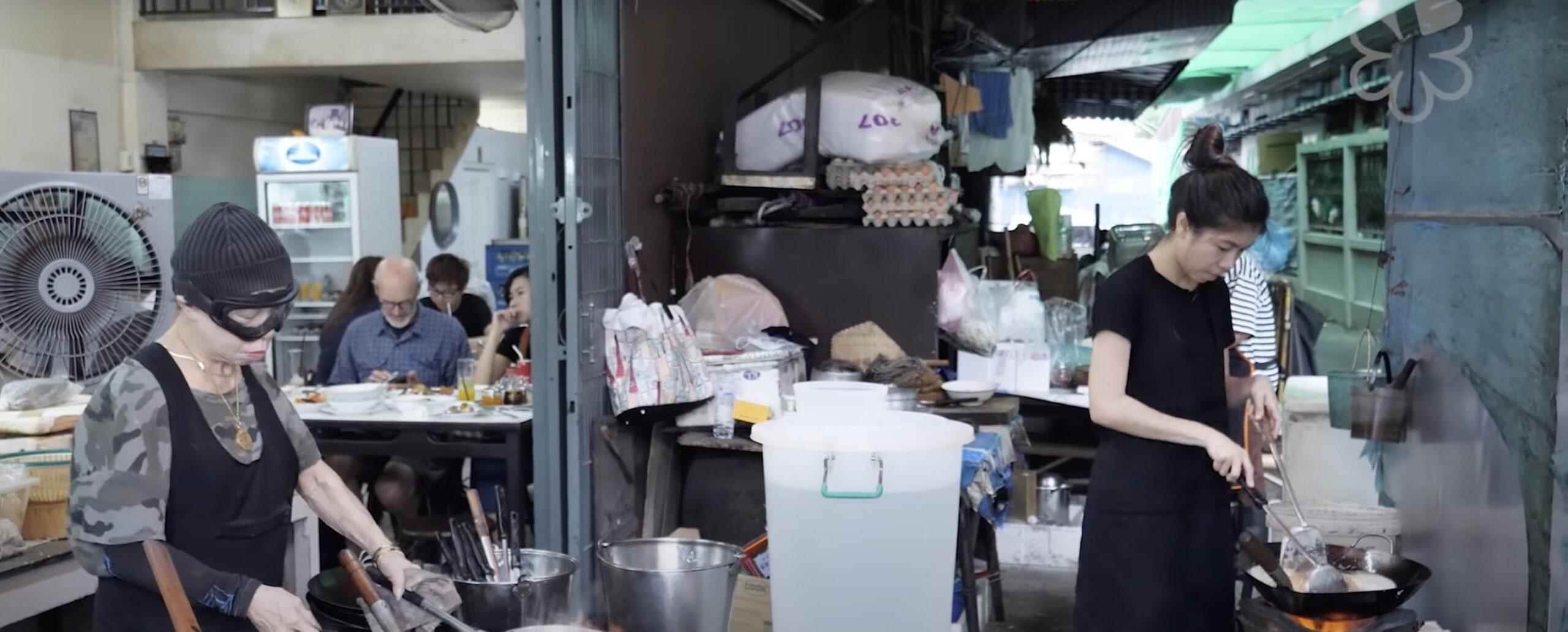 Bangkok au bout des baguettes