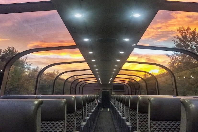 Les plus beaux voyages en train