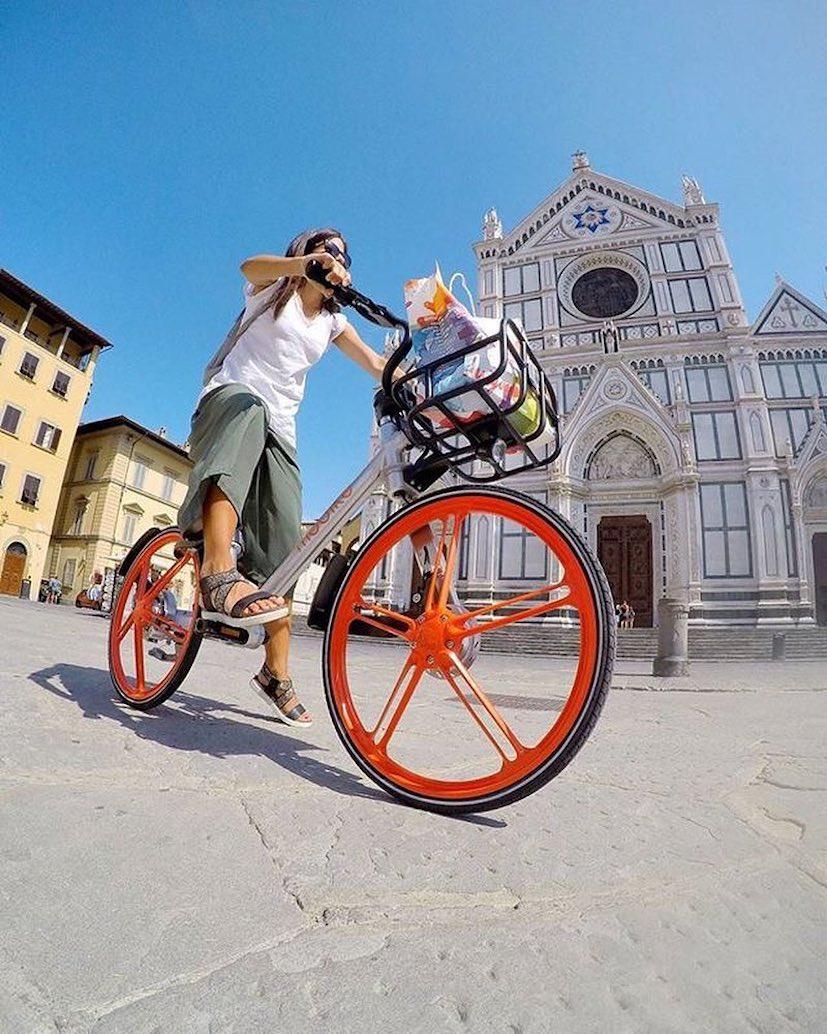 La Petite Reine à Florence