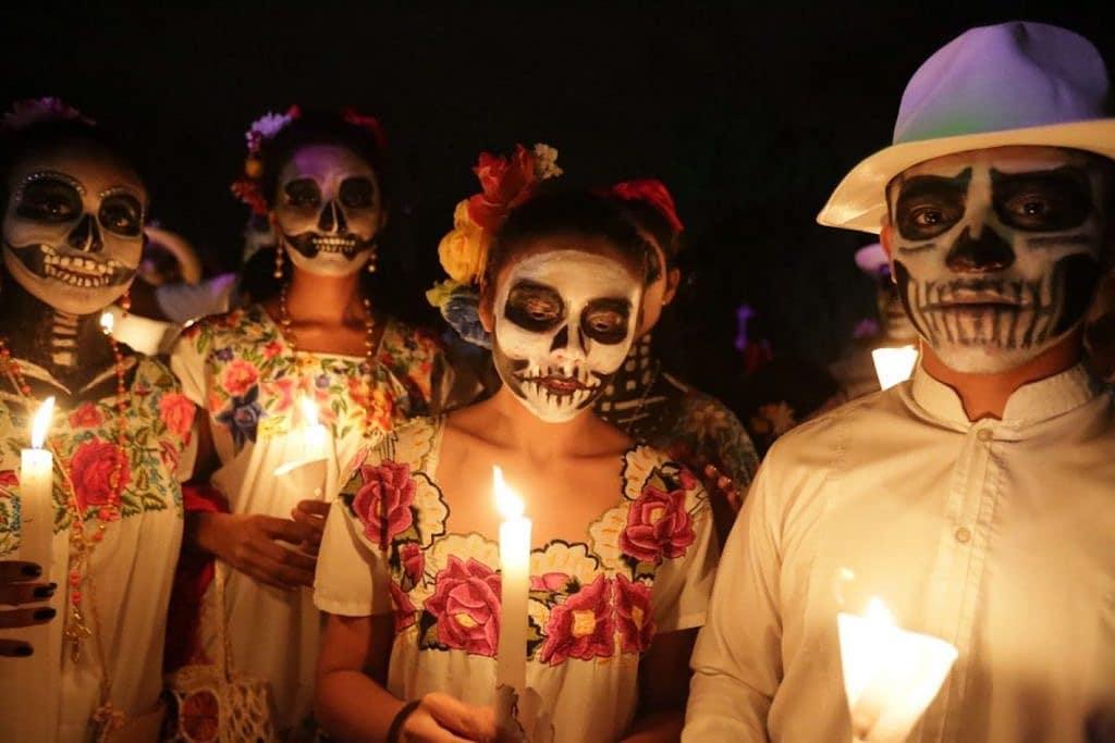 Halloween aux quatre coins du monde