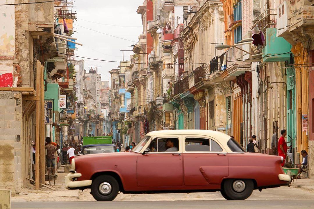 Cuba, l'île perdue