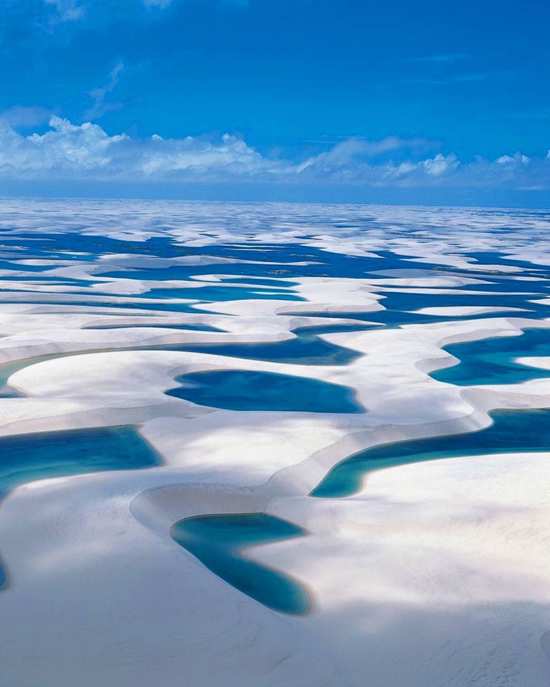 Lagons bleus brésiliens