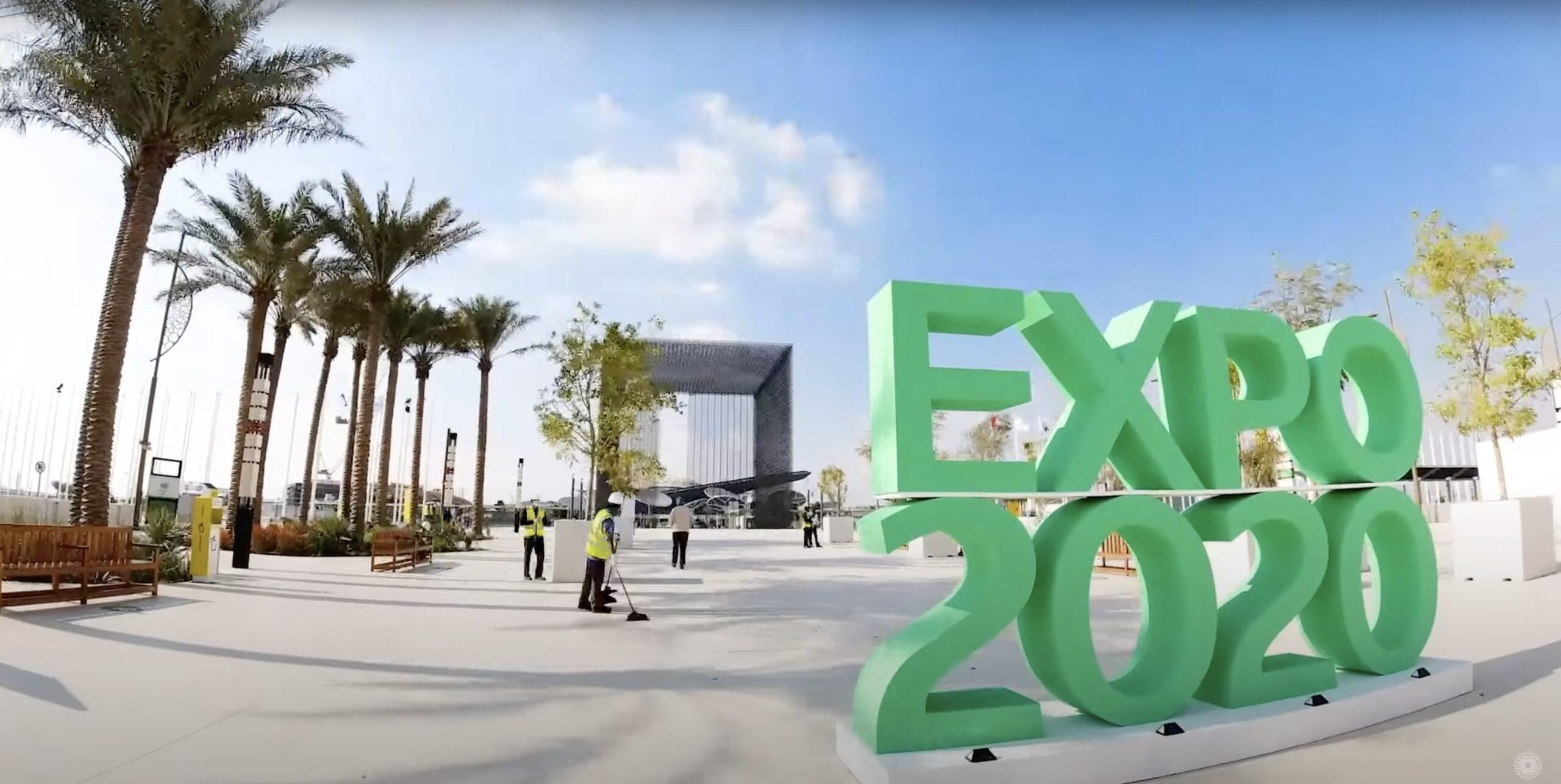 Dubaï s'ouvre à l'univers : expo 2020