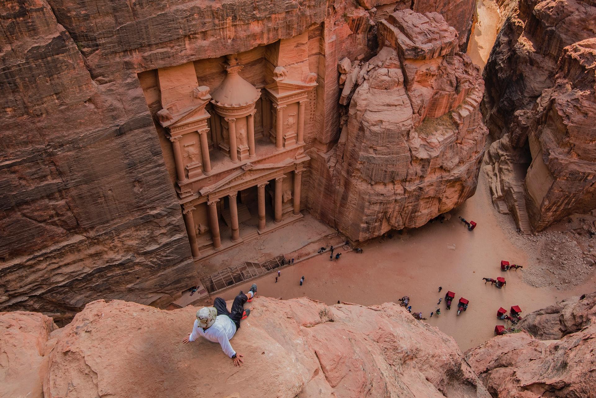 Les trésors de la Mer Rouge entre Égypte et Jordanie, l'œuvre de l'Homme et de la Nature